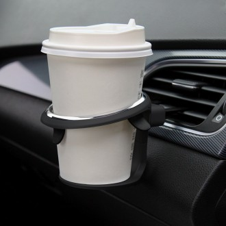 MIRAREED(일본)-차량용 송풍구 컵 홀더