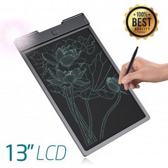13인치 LCD 전자메모 패드 전자 노트 보드 LW-13