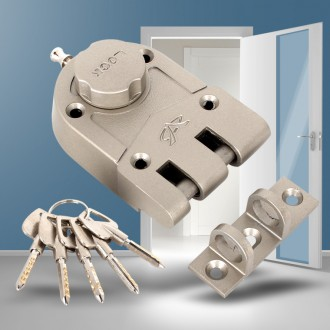 도사보조키(철대문) 방화문 잠금장치 샷시 보조키