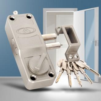 도사보조키(샷시문) 방화문 잠금장치 샷시 열쇠 대문