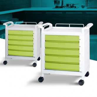 카트-205DC 특수 서류 보관 수납 이동식 병원 다용도