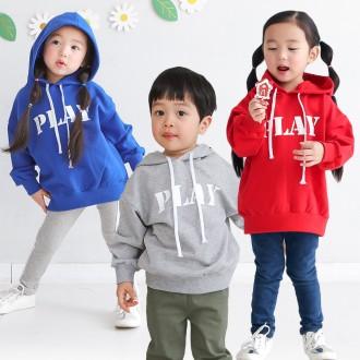 [꼬마창고]라엘후드티/아동복/상하복/봄신상