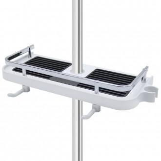 스마트선반/욕실선반 해바라기 샤워기거치대 화장실