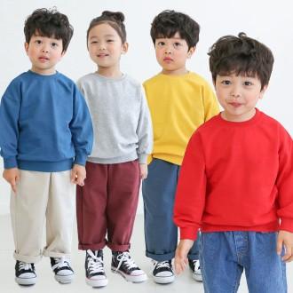 [꼬마창고]상큼맨투맨/아동복/티셔츠/봄신상