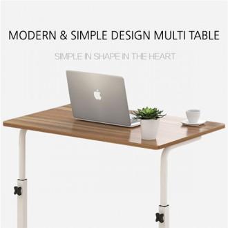 사이드테이블 80*40 소파테이블 노트북 좌식 테이블