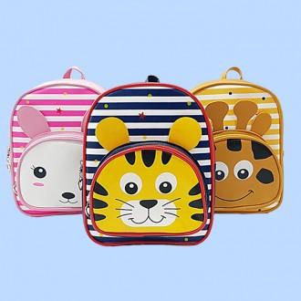 512 애니멀 미니백팩/아동가방/소풍가방