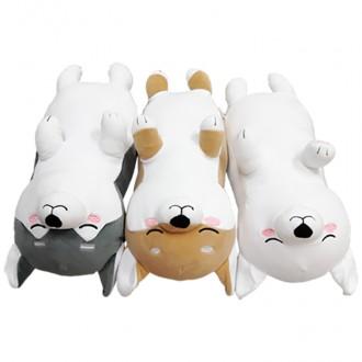 기프트앤돌 정품 대형 위도그 강아지 봉제인형 45cm