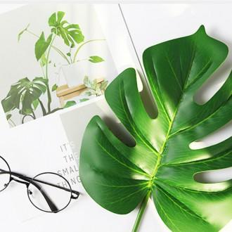 인테리어 및 촬영소품 인조 조화 나무 꽃 장식
