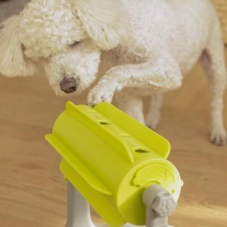 빙그르 강아지 노즈워크 장난감 분리불안 해소