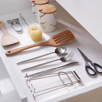 식탁 냉장고 서랍 싱크대 투명 논슬립 매트 시트 1EA