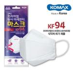 코멕스 프리미엄 KF94 황사마스크/미세먼지마스크 1매