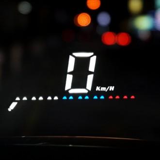 HUD 헤드업디스플레이 3S-M7 OBD+GPS겸용타입