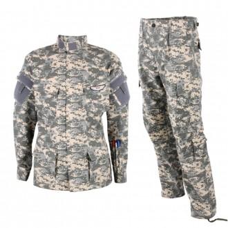 US 소마 미군 전투복 ACU색상 상의 하의 개별판매 미군군복 작업복 미군전투복 밀리터리룩