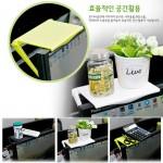모니터선반/책상공간활용 모니터 거치선반/책상정리
