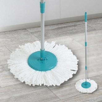 밀대 청소 극세사 회전물걸레 마대 봉걸레 밀걸레