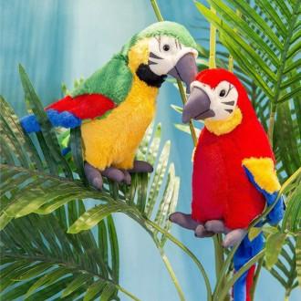 말 따라하는 앵무새 인형 어린이날 선물