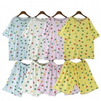 봄여름 스판잠옷세트/짱구잠옷/헤어밴드사은품/파자마