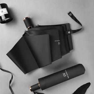 모던 자외선차단 암막양산/우산 M자형 접기