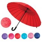 예쁜 벚꽃 사쿠라 여성 아이디어 우산 장우산
