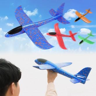[당일발송] EPP 스티로폼 비행기/부메랑 비행기/놀이