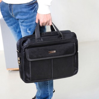 심플한 남성 오피스백 노트북 가방 D-10169