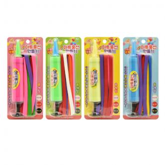 [도매45%세일]아트풍선만들기 공예 파티소품 파티풍선