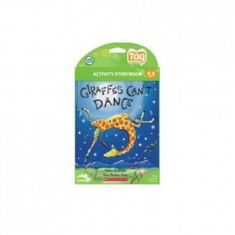 티티모 립프로그 태그책 Giraffes Can t Dance