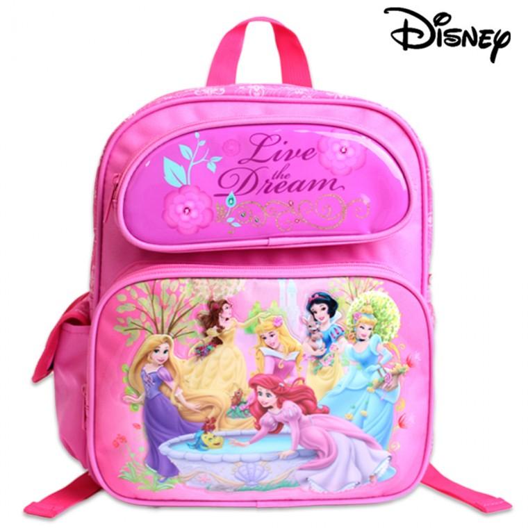 디즈니 프린세스 백팩 가방 입학선물 책가방세트