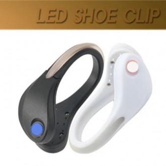 슈즈클립 조깅안전 LED 슈즈라이트 신발악세사리