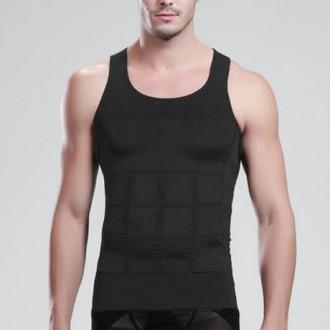 남자 보정속옷 가슴보정속옷 뱃살복부 체형 압박나시