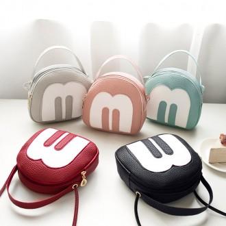 미니 M 크로스백(5종) /핸드폰가방/ 여아가방/ 아동가방/ 크로스백