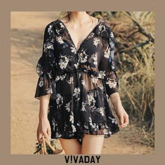 VIVA-O108 여성여름수영복