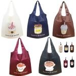 (여우창고) 커피 폴딩 에코백 시리즈 장바구니 가방