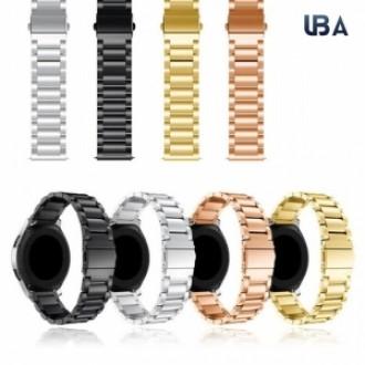 UBA 갤럭시워치원터치메탈밴드스트랩시계줄전기종호환