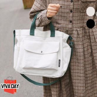 VIVADAYBAG-SS203 포켓토트백