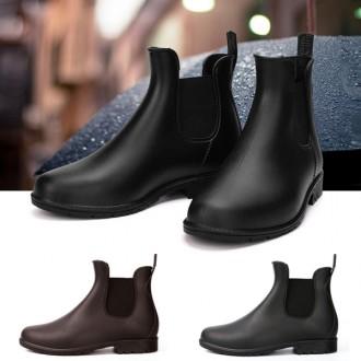 [도매신] 장화 레인부츠 장마철신발 낚시 첼시 RAIN3