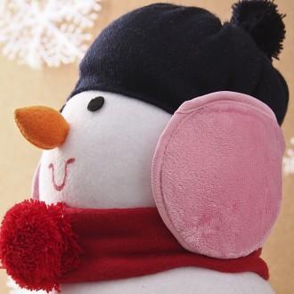 [N]패션 귀마개(핑크)/단체행사 귀덮개 방한귀마개