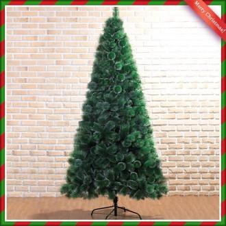 [N]240cm 고급 눈꼴 솔잎 트리 크리스마스 트리