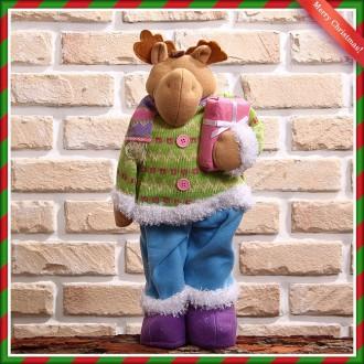 [N]루돌프인형(23cmx48cm) 크리스마스 장식용인형