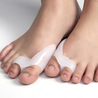 [PK] 발가락쿠션 발가락분리 발가락패드 발가락교정기