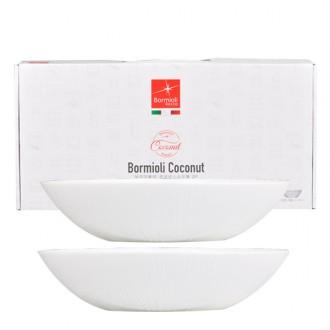 보르미올리 화이트접시 2P/샐러드접시/파스타접시