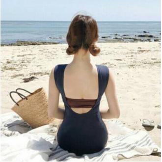 국내생산 비키니 모노키니 원피스 수영복 4p 세트