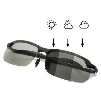 [히트템] 신형 8종 변색편광 편광 선글라스