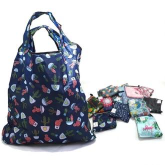 휴대용 접이식 포켓 마트가방