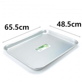 대형쟁반 식당쟁반 배달쟁반 양은쟁반 65.5x48.5cm 1p