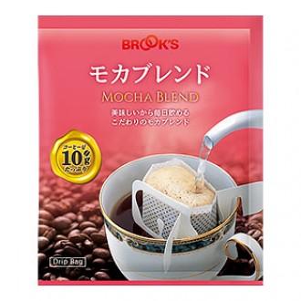 브룩스 일본 명품 드립백 덕용포장 모카블랜드