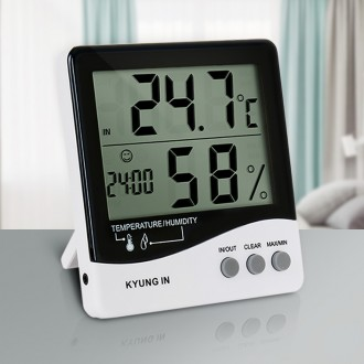 TH01C 디지털 온습도계 온도계 습도계 온도 신생아