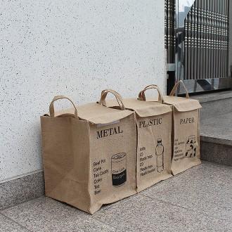 가정용분리수거함/재활용분리수거함/휴지통/쓰레기통