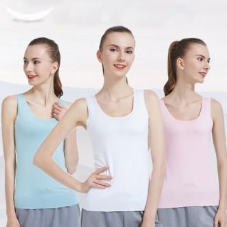 여성 나시티 민소매 티셔츠 슬리브리스 여자런닝 스판