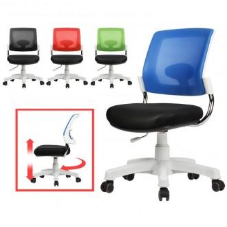 WL타입 체어 팔걸이없는의자 녹색예쁜 학생 학원 책상